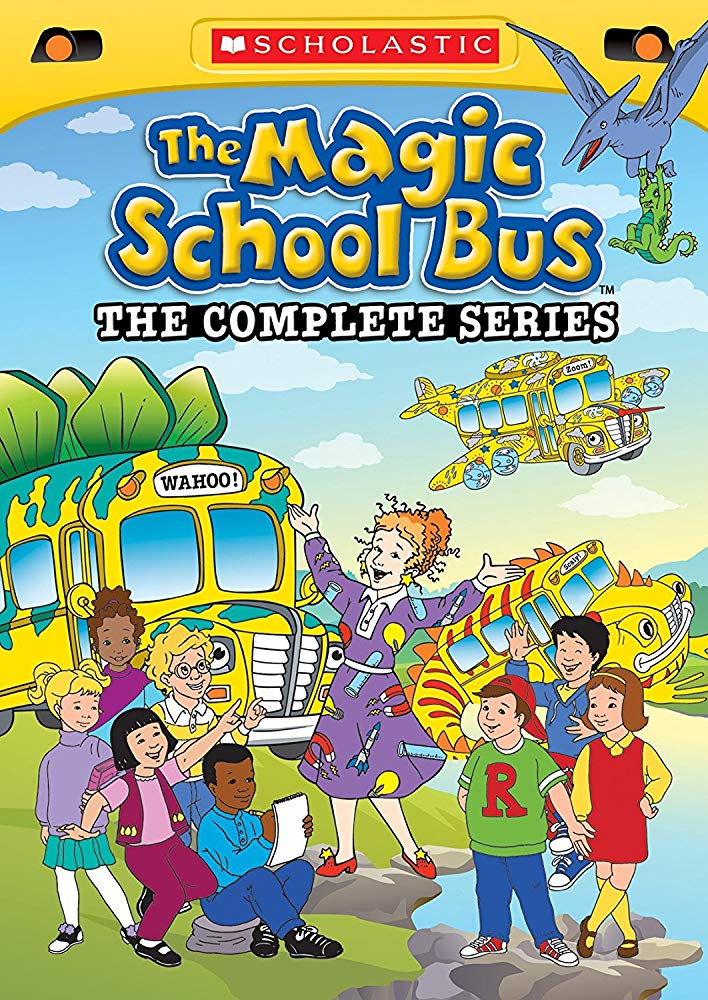 The Magic School Bus - Season 4