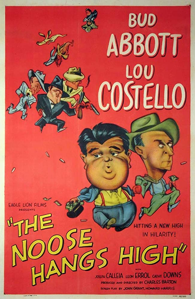 The Noose Hangs High (1948)