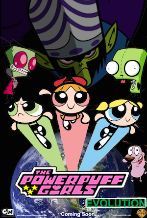 The Powerpuff Girls - Season 2