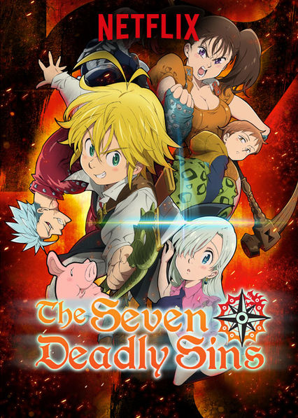 The Seven Deadly Sins - Season 1