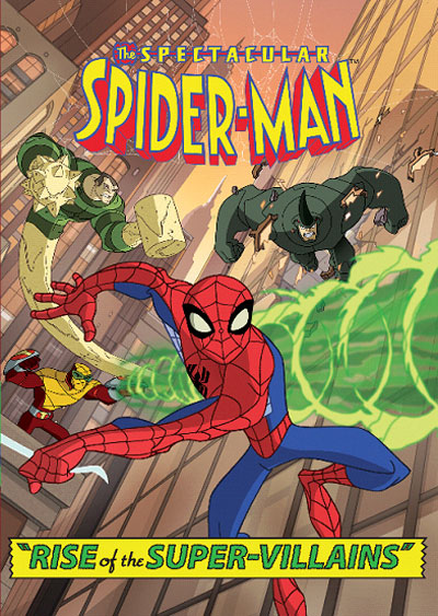 The Spectacular Spider-Man (2008) - Season 2