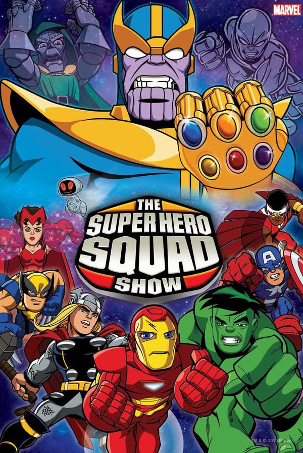 The Super Hero Squad Show - Season 2