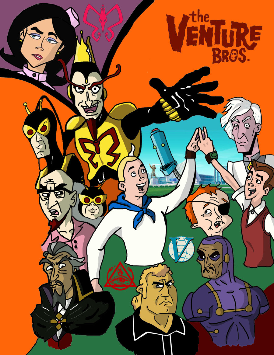 The Venture Bros - Season 3