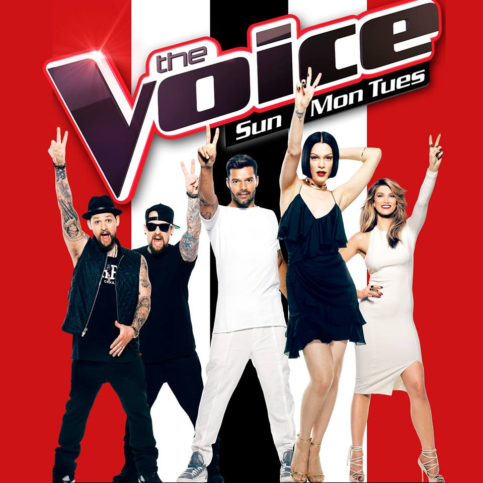 The Voice AU - Season 7