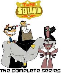Time Squad Complete Series