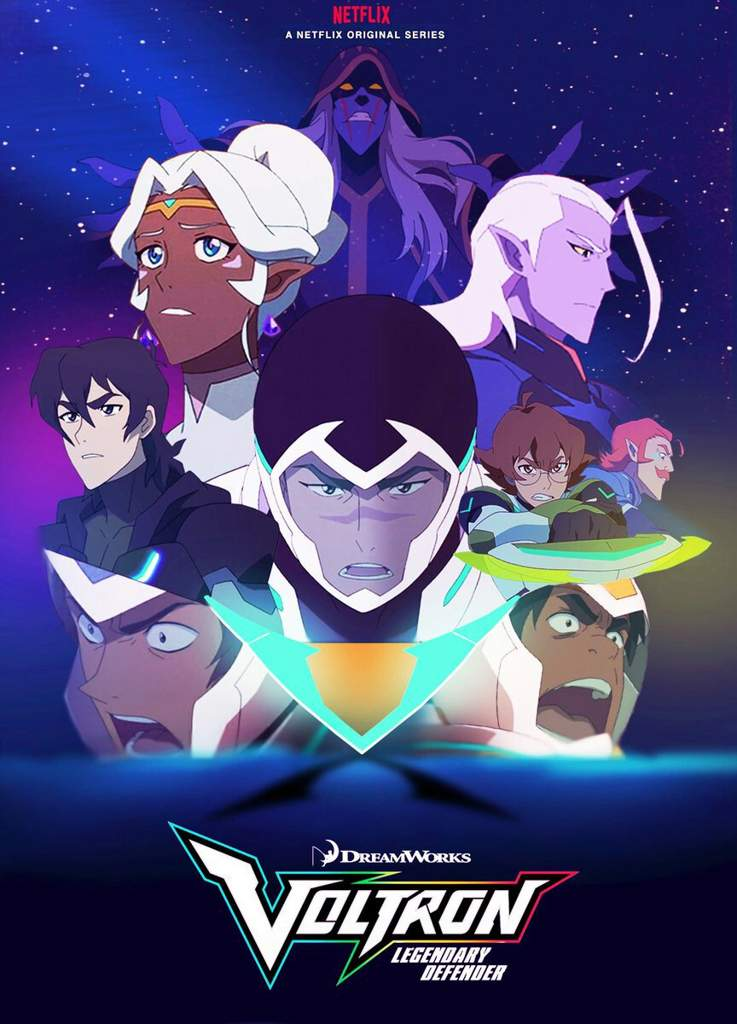 Voltron: Legendary Defender - Season 7