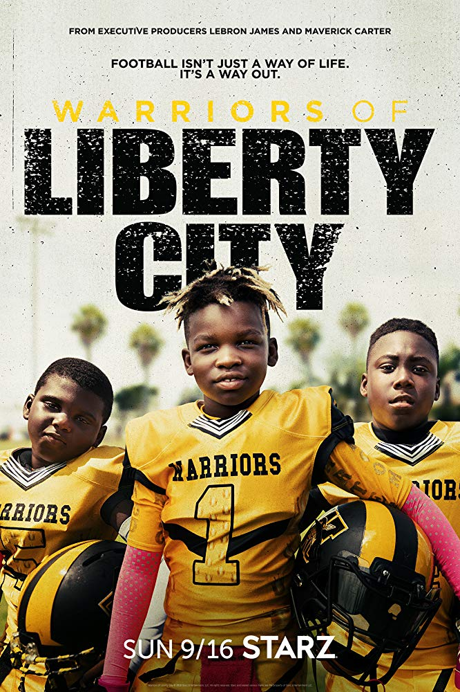 Warriors of Liberty City - Season 1