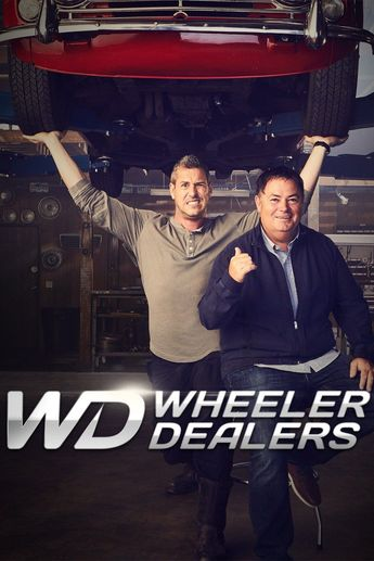 Wheeler Dealers - Season 16