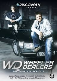 Wheeler Dealers - Season 4