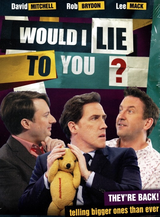 Would I Lie To You? - Season 1