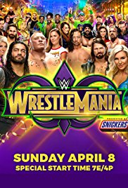 WWE WrestleMania 34