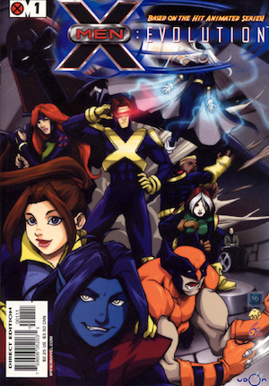 X-Men: Evolution - Season 1