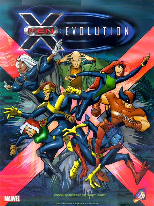 X-Men: Evolution - Season 2