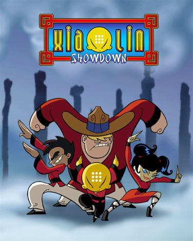 Xiaolin Showdown - Season 3