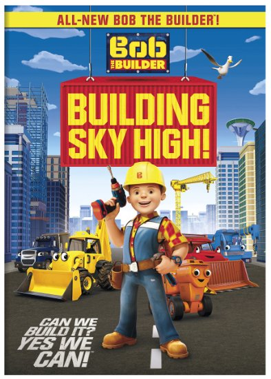 Bob the Builder Building Sky High