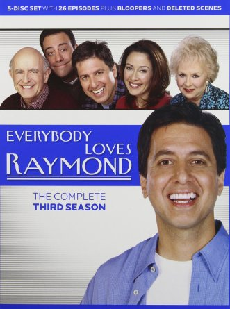 Everybody Loves Raymond - Season 3