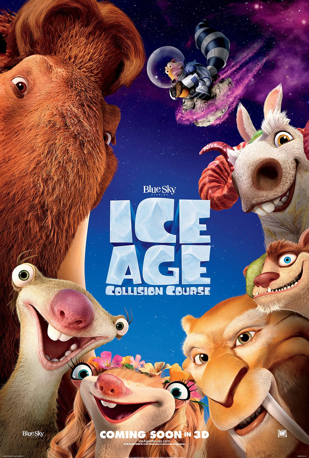 Ice Age: Collision Course (Latino Audio)