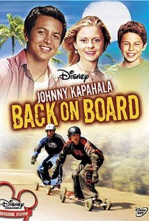 Johnny Kapahala Back On Board