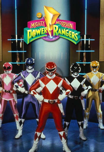 Mighty Morphin Power Rangers - Season 1
