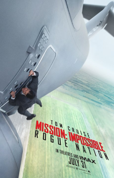 Mission Impossible 5: Rogue Nation