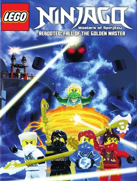 Ninjago: Masters Of Spinjitzu - Season 3