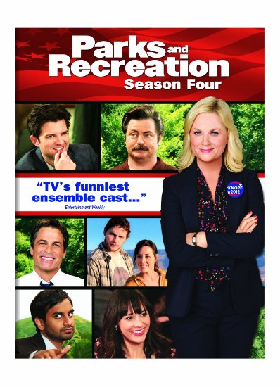 Parks and Recreation - Season 4