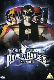 Power Rangers ( Mighty Morphin Power Rangers: The Movie)