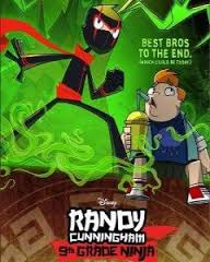 Randy Cunningham 9th Grade Ninja - Season 1