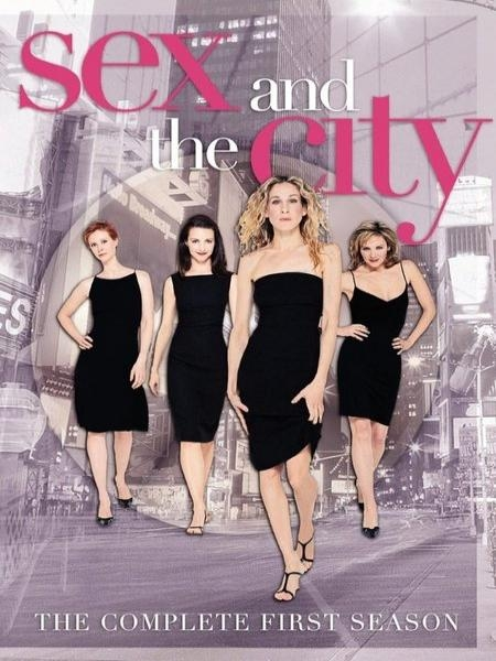 Watch sex and the city onlne