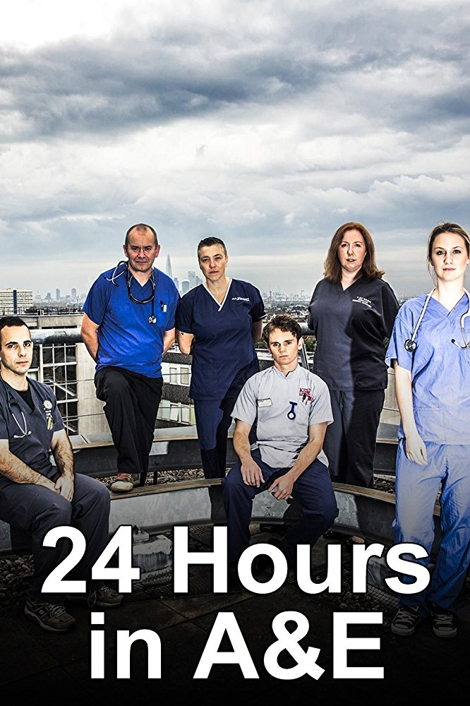 24 Hours In A & E - Season 16