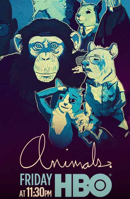 Animals (2016) - Season 3