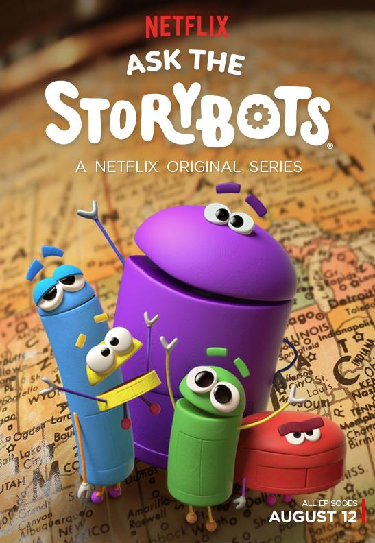 Ask the StoryBots - Season 2