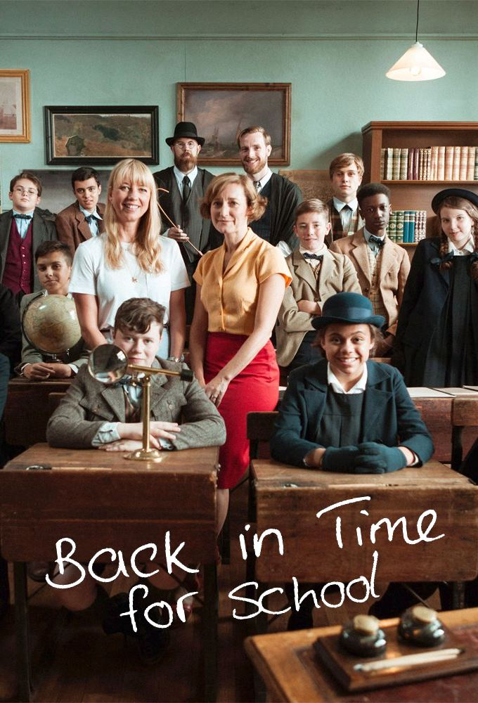 Back In Time For School - Season 1