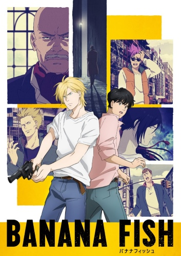 Banana Fish - Season 1