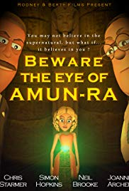 Beware the Eye of Amun-Ra