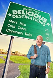Bizarre Foods: Delicious Destinations season 5