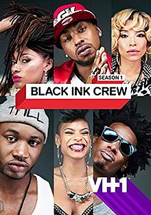 Black Ink Crew - Season 3