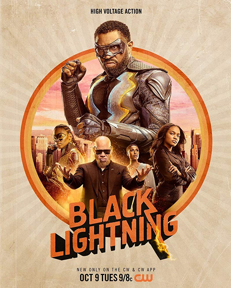 Black Lightning - Season 3