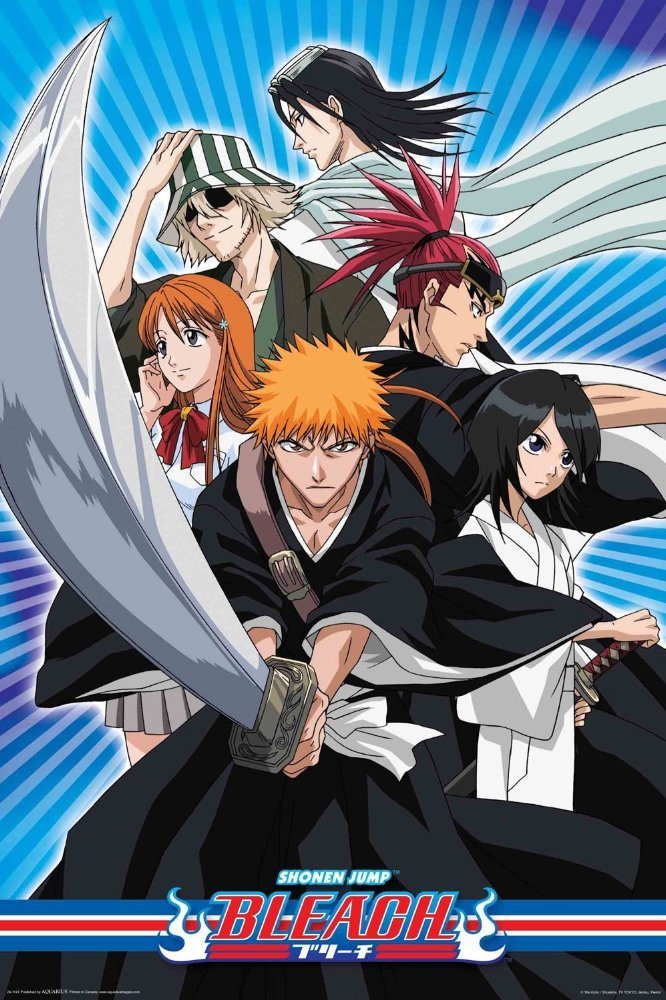 Bleach - Season 10 (English Audio)