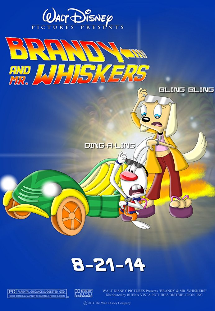 Brandy & Mr. Whiskers - Season 1