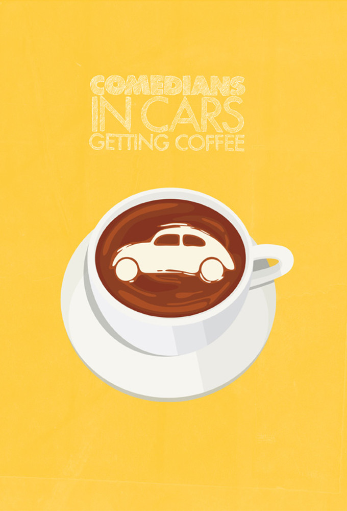 Comedians in Cars Getting Coffee - Season 8