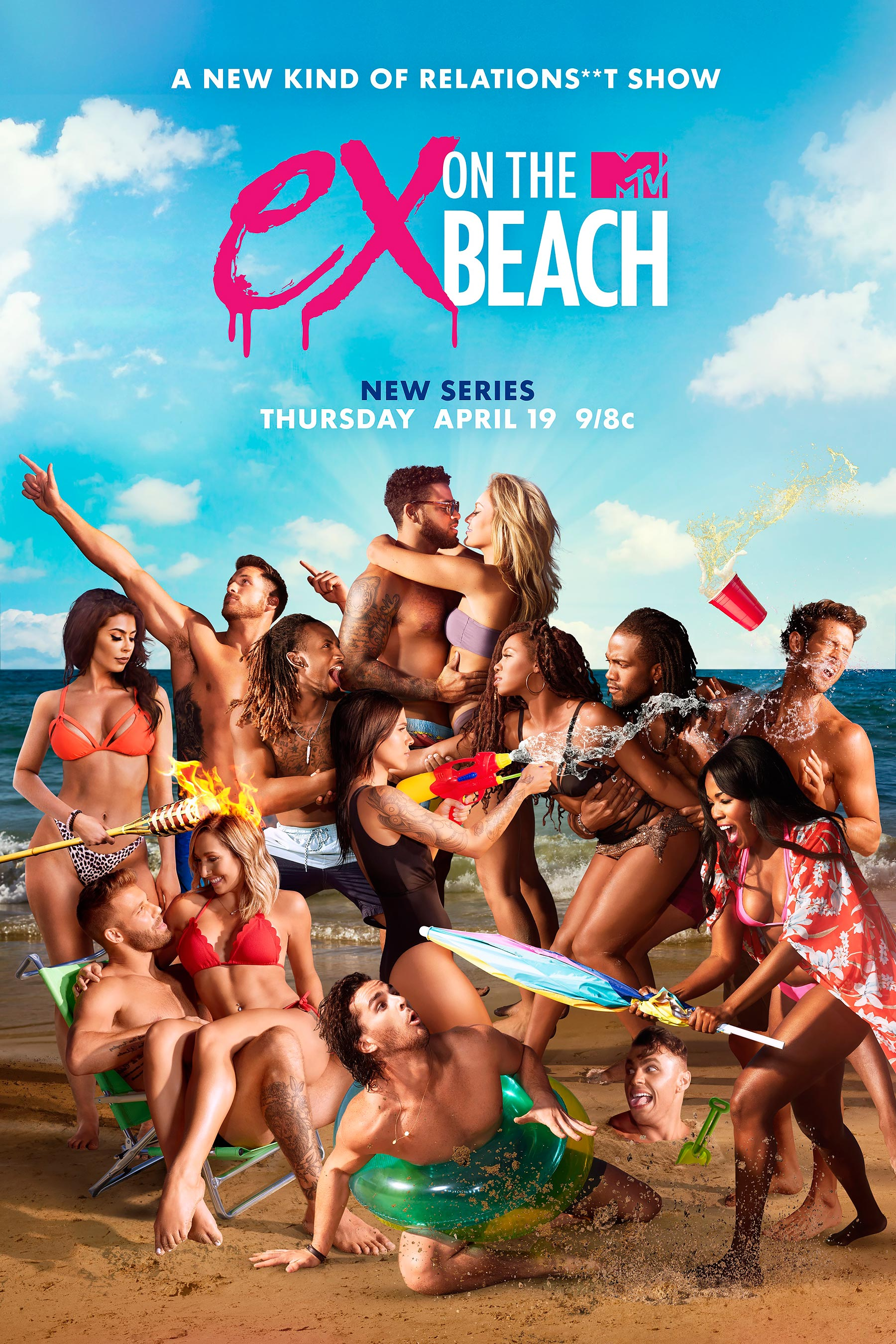 Ex on the Beach (US) - Season 1