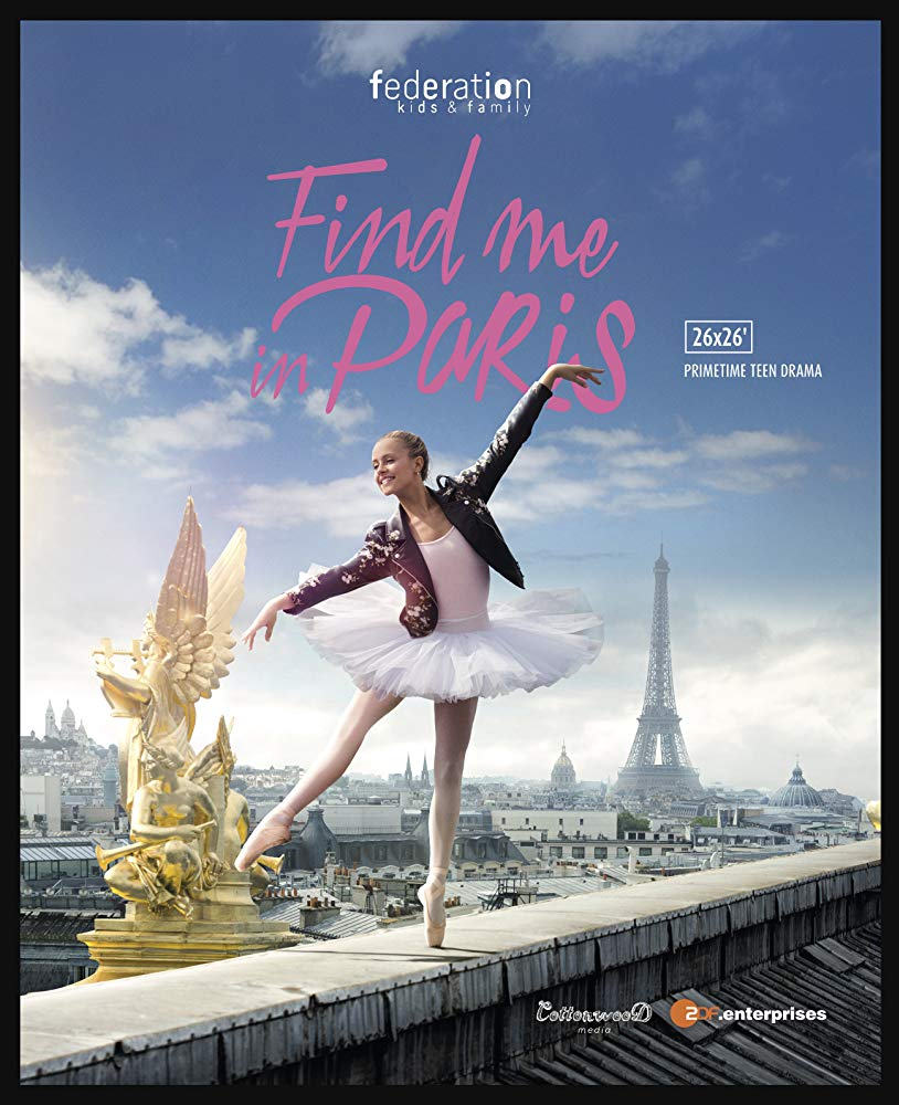 Find Me in Paris - Season 1