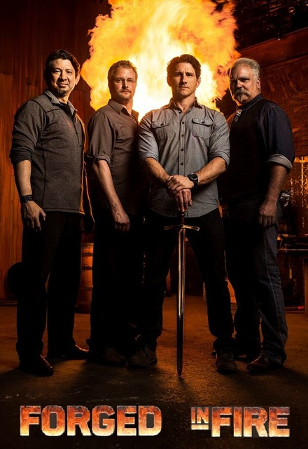 Forged in Fire - Season 1