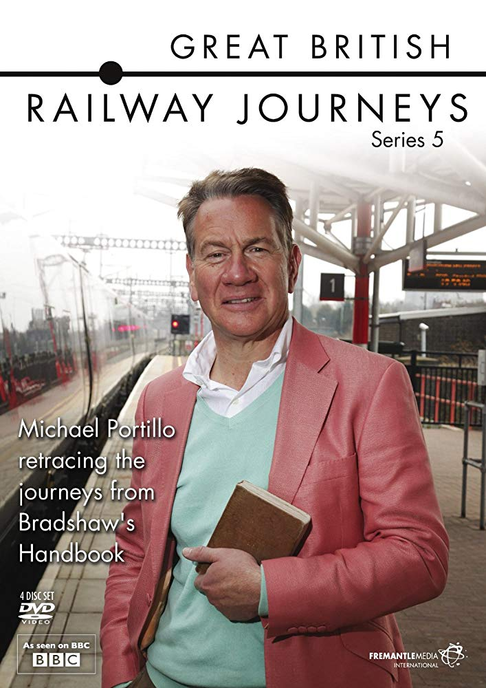 Great British Railway Journeys - Season 8
