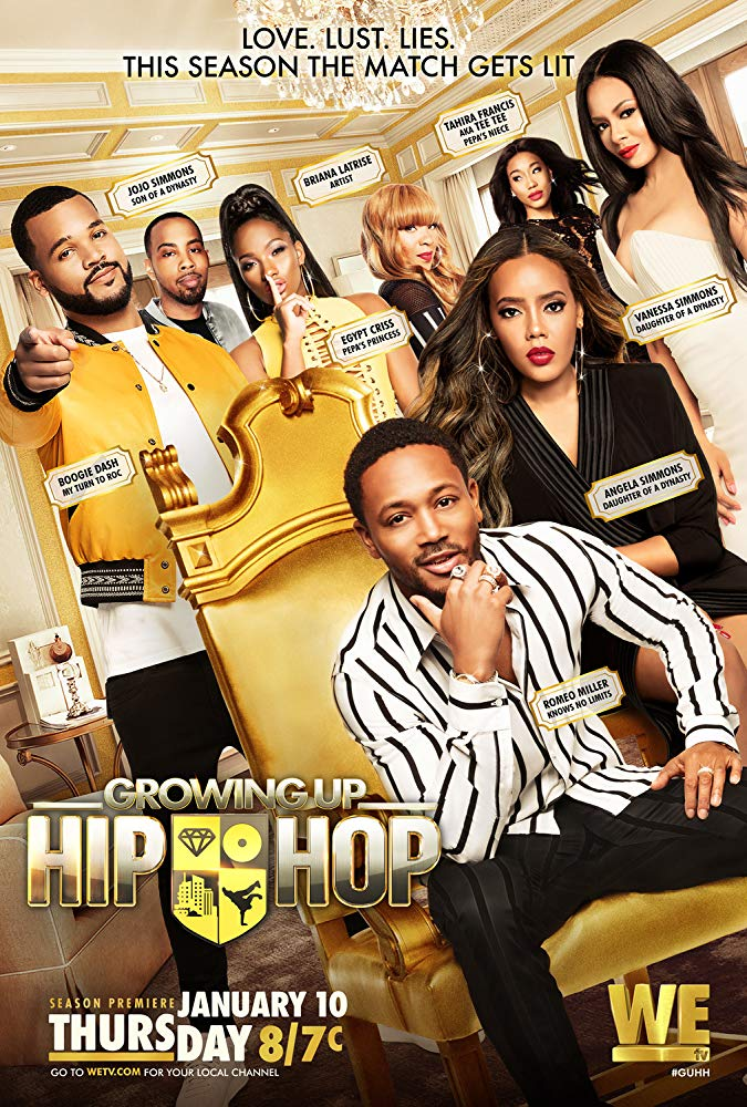 Growing up Hip Hop - Season 5