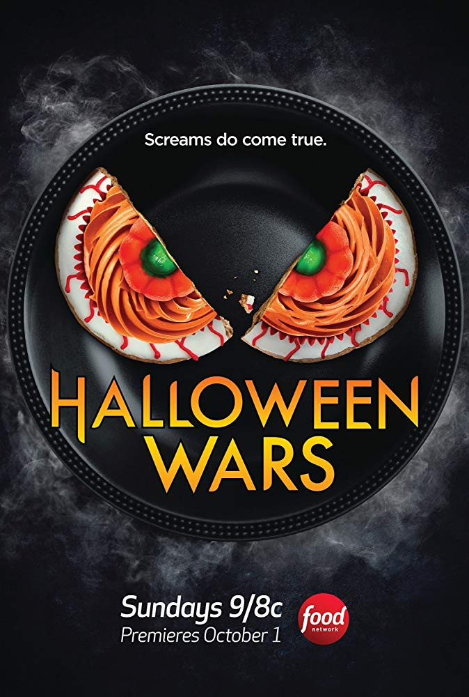Halloween Wars - Season 9