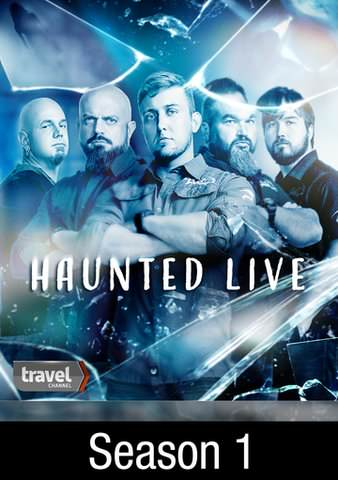 Haunted Live - Season 1
