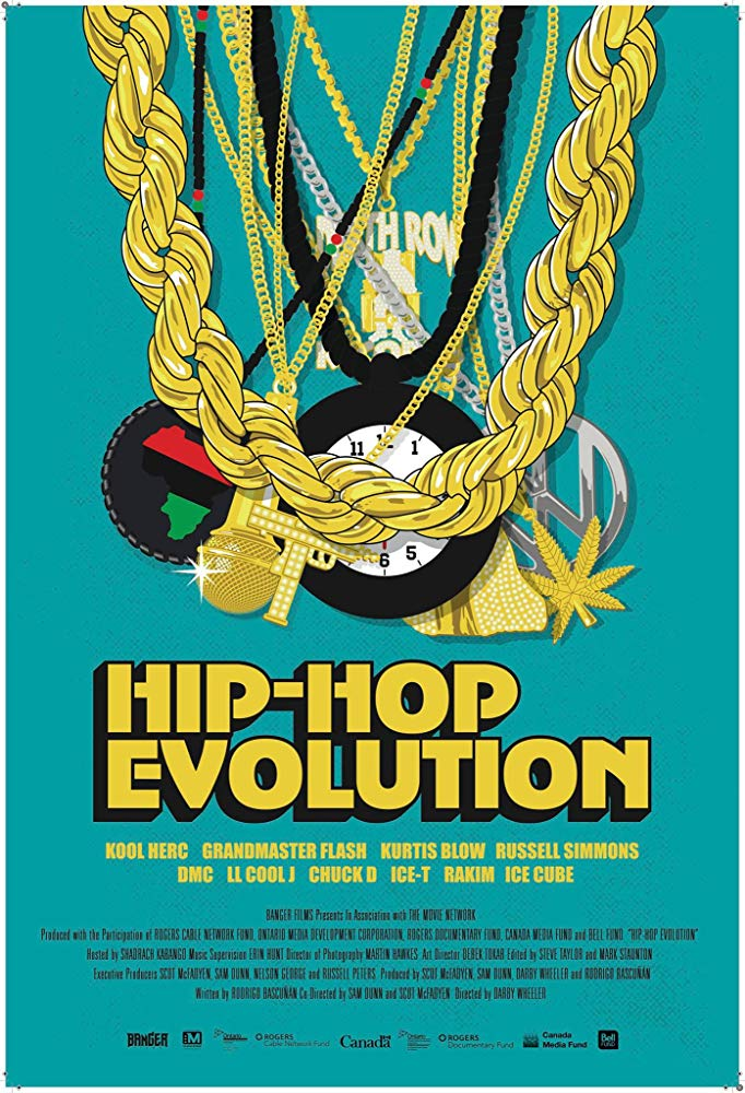 Hip Hop Evolution - Season 4