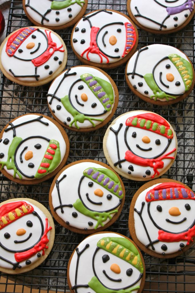 Holiday Cookie Builds - Season 1